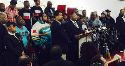 Why Chicago pastors reject Mayor Emanuel's 'olive branch of peace'