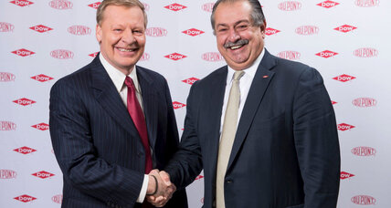 How DuPont and Dow Chemical merger could be a 'game-changer'