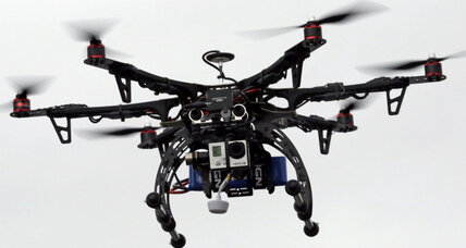 Drones nearly crashed into planes 241 times. How can collisions be prevented?