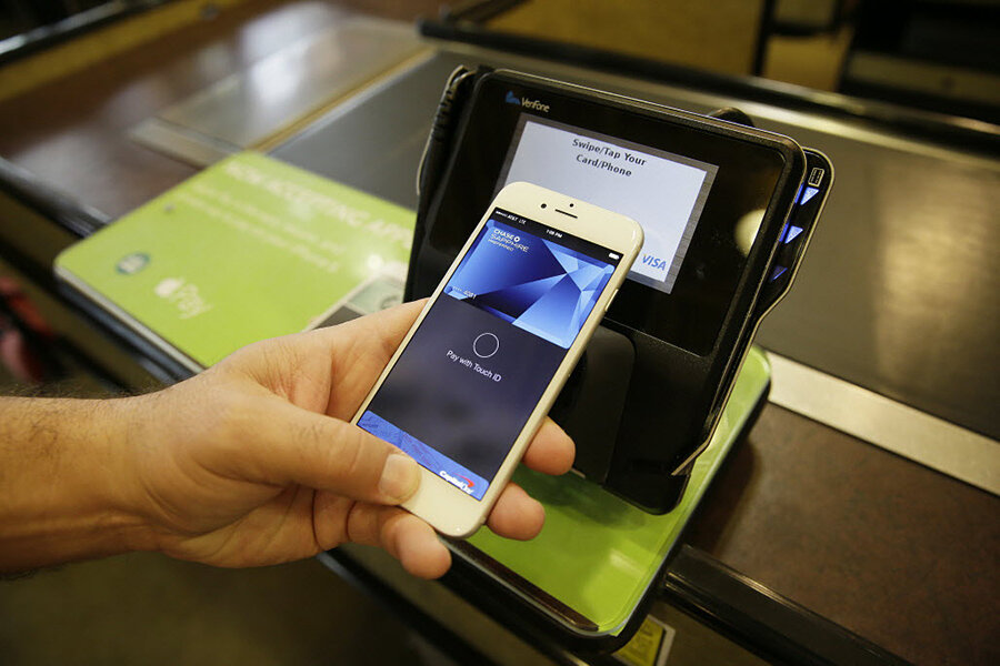 Six mobile payment systems and how they're working so far