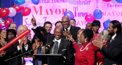 Why does Houston keep electing Democratic mayors?