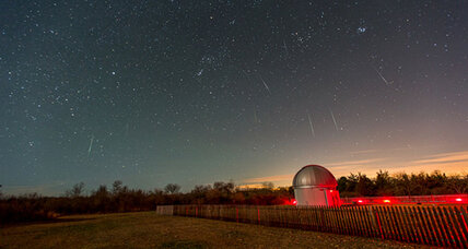 How to watch the 2015 Geminid meteor shower