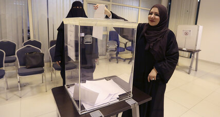 Women elected to power in Saudi Arabia. What now?