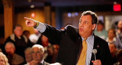 Chris Christie returns to GOP debate's main stage