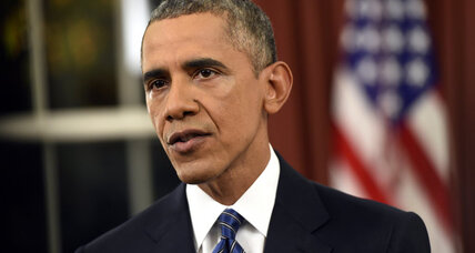 Obama seeks to calm fears over terrorism ahead of holiday season