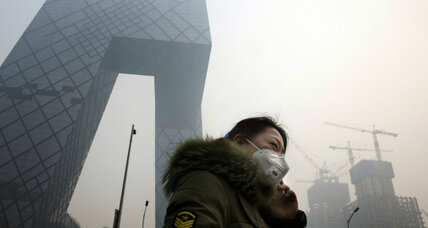 Beijing eyes pollution, but is the government transparent enough?