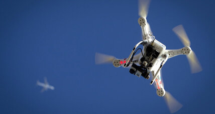 Expecting a drone this holiday season? The FAA wants to know about it.