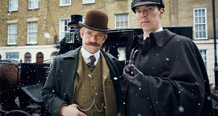 'Sherlock' in movie theaters: How the lines between forms of entertainment are blurring