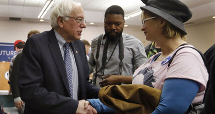 Should Bernie Sanders get as much media coverage as Donald Trump?