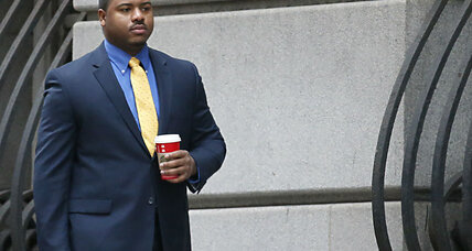 Freddie Gray trial: Baltimore on edge awaiting first verdict