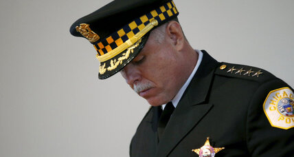Are police chiefs being held to a higher standard?