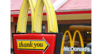Holiday cheer prompts hundreds to 'pay it forward' at Fla. McDonalds