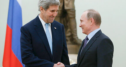 Kerry in Moscow as pressure grows for US-Russia compromise on Syria
