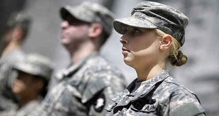 West Point ushers in new era for women in military with first female commandant