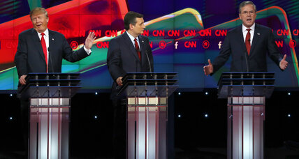 In debate, Republicans call on tech sector to aid terrorism fight