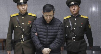 North Korea sentences a Canadian pastor to life in prison. His crime?