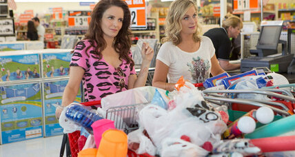 'Sisters' star Amy Poehler shares experiences from making the film with friend Tina Fey
