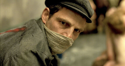 'Son of Saul' has powerful sequences but is too hypercontrolled