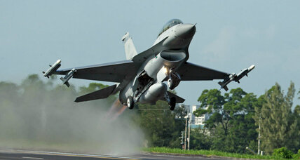 US authorizes $1.83 billion arms sale to Taiwan, drawing China's ire