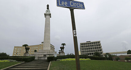 New Orleans takes on Confederate symbols, including Robert E. Lee