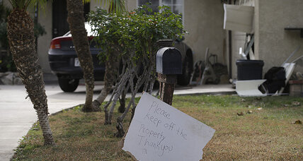 San Bernardino shooting: Can a neighbor buy guns for you? (+video)
