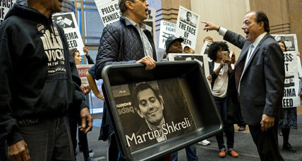FBI arrests scorned 'Pharma Bro,' Martin Shkreli, for securities fraud