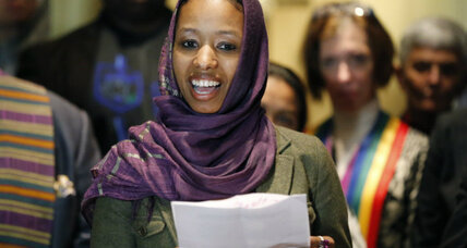Why are non-Muslim women wearing the hijab?
