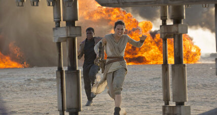 With 'Force Awakens,' 'Star Wars' expands its universe