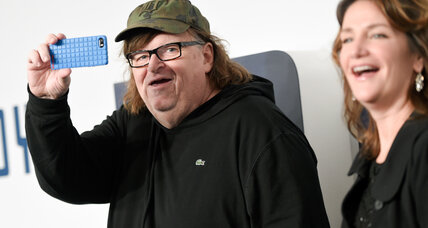 #WeAreAllMuslim: Why Michael Moore is taking on Donald Trump