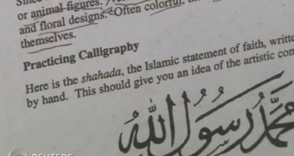 How a lesson on Islam led to school closings thoughout a Virginia county