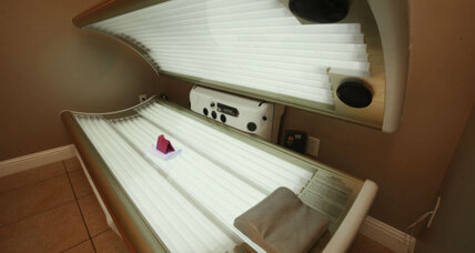 FDA looks to crack down on teens use of tanning salons