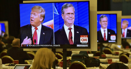 Jeb Bush launches a December offensive. Is he too late?