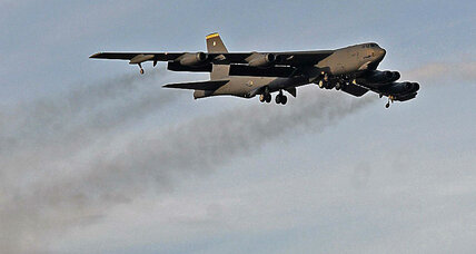 China warns US of 'military provocation' after B-52 bomber flight