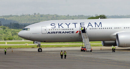 Passengers, crew safe after 'hoax' bomb grounds Air France flight