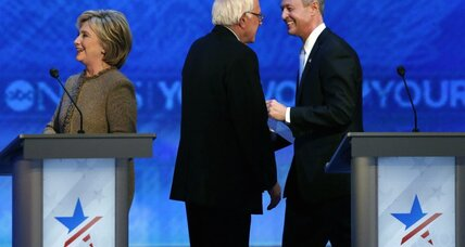 Who won Saturday night's Democratic debate?