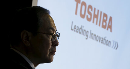 Facing huge losses, Toshiba to cut nearly 7,000 jobs