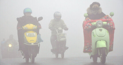 Beijing's red smog alert: How other cities dealt with air quality disasters