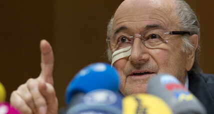 Sepp Blatter suspension: Turning point for FIFA?