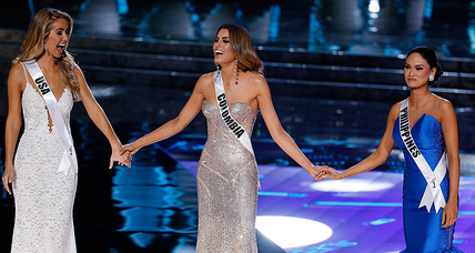 Are beauty pageants becoming more humane?
