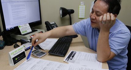 Looking for a tax preparer? Here's how to pick the right one.