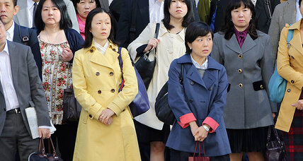 Japan's shining path to promote women leaders begins to dim