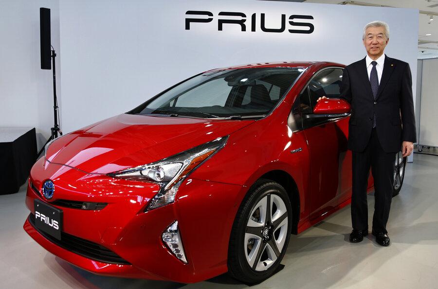 2016 Toyota Prius The Most Fuel Efficient Non Plugin Ever