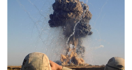 When explosions rocked Baghdad in 2006, a seismometer was listening