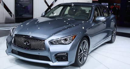 Infiniti Q50 2016 gets a big makeover under the hood