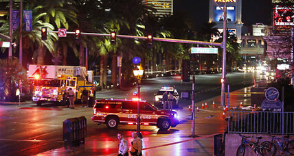 Sad circumstances surround driver accused of driving into Las Vegas crowd