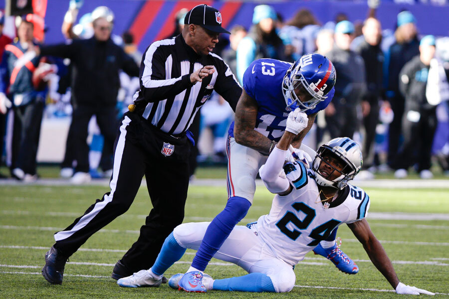 bddc26af9 Odell Beckham controversy: How it shows the NFL's double standard ...