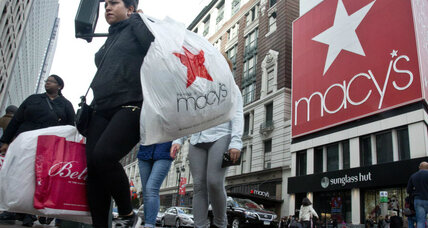 Income inequality begins to reshape holiday shopping