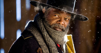 'The Hateful Eight' is overscaled and underfelt