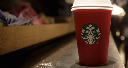 Starbucks gift cards a huge hit with last-minute shoppers (+video)