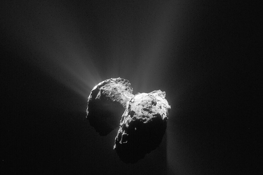 How big is the risk of humongous comet striking Earth